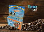 Kit Pulizia macchina Caffitaly Cleanercaps + 4 fiale decalcific